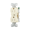 Cooper Wiring Devices 125-Volt 15 Amp Almond Duplex Electrical Outlet
