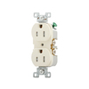 Cooper Wiring Devices 125-Volt 15 Amp Light Almond Duplex Electrical Outlet