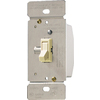 Cooper Wiring Devices 5-Amp Light Almond Dimmer