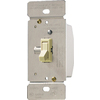 Cooper Wiring Devices 5-Amp Almond Dimmer