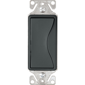 Cooper Wiring Devices 15-Amp Aspire Silver Granite 3-Way Decorator Light Switch