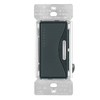 Cooper Wiring Devices Aspire 8-Amp 600-Watt Silver Granite 3-Way Digital Dimmer