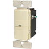 Cooper Wiring Devices 5-Amp Almond 3-Way Occupancy Decorator Light Switch