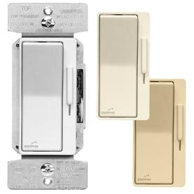 Eaton 1-Switch 600-Watt 3-Way Single Pole Color Change Kit La-Wh-Iv Indoor Rocker Dimmer