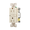 Cooper Wiring Devices 125-Volt 15-Amp Aspire Decorator Gfci Electrical Outlet