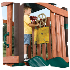 Swing-N-Slide Multicolor Pirate Accessory Kit