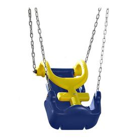 Swing-N-Slide Adaptive Blue/Yellow Swing