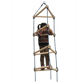 Shop swing n slide black rope ladder at for Rope swing plans