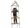 Swing-N-Slide Black Rope Ladder