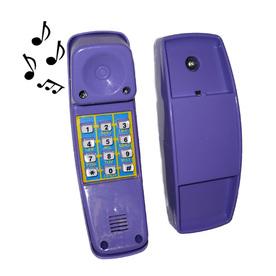 Swing-N-Slide Purple Phone