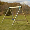 Swing-N-Slide Scout Diy Kit (No Wood Included) Residential Wood Playset