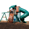 Swing-N-Slide Soaring Summerville Twist Residential Wood Playset