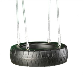 Swing-N-Slide Classic Black Tire Swing