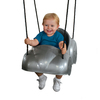 Swing-N-Slide Custom Cruiser Silver Infant Swing
