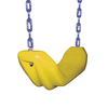 Swing-N-Slide Snug Fit Yellow Swing Seat