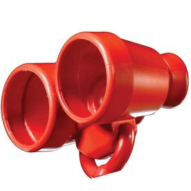 Swing-N-Slide Red Binoculars