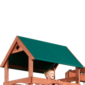Swing-N-Slide Glenwood Rta Replacement Plastic and Metal Tarp