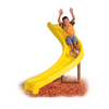 Swing-N-Slide Side Winder Yellow Slide