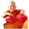 Swing-N-Slide Red Plastic Bongos