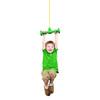 Swing-N-Slide Whirl and Twirl Green Spinner