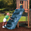 Swing-N-Slide Discovery Mountain Gray Climbing Wall