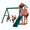 Swing-N-Slide Buckaroo Residential Wood Playset