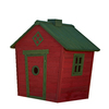 Swing-N-Slide Wood Funky Funhouse Playhouse Kit