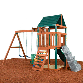 Swing-N-Slide Brentwood Residential Wood Playset