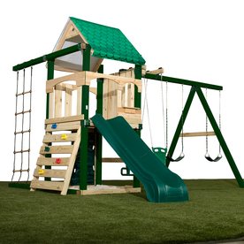 swing playset wave add plus slide cool playsets clubhouse in slides with p pb hideaway alpine n and x
