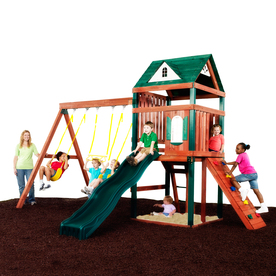 Swing-N-Slide Fairview Residential Wood Playset