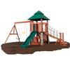 Swing-N-Slide Sherwood Palace Residential Wood Playset