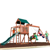 Swing-N-Slide Glenwood Express Residential Wood Playset