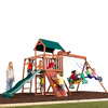 Swing-N-Slide Glenwood Deluxe Residential Wood Playset