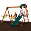 Swing-N-Slide Mcsummit Residential Wood Playset