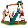 Swing-N-Slide Mckinley Residential Wood Playset