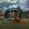 Swing-N-Slide Sherwood Tower Residential Wood Playset