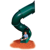 Swing-N-Slide 7-ft Turbo Tube Green Slide