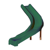 Swing-N-Slide Side Winder Green Slide