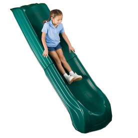 Components Playset Slides & Climbers Swing-N-Slide Summit Green Slide