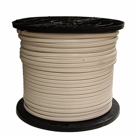 1000-ft 14-2 Indoor Non-Metallic Wire (By-the-Roll)