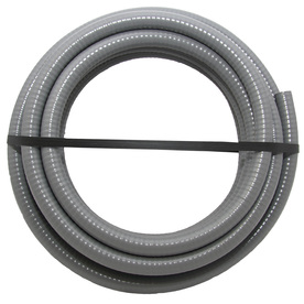 Southwire Metal Liquid-Tight 25-ft Conduit (Common: 1/2-in; Actual: .5-in)