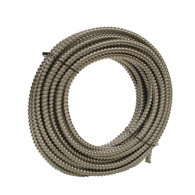 Southwire Metal Flex 100-ft Conduit (Common: 3/8-in; Actual: 0.375-in)