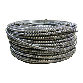 250-ft 10-3 Solid Aluminum MC Cable