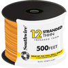  500-ft 12 AWG Stranded Orange THHN Wire