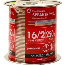 Lowes Speaker Wire