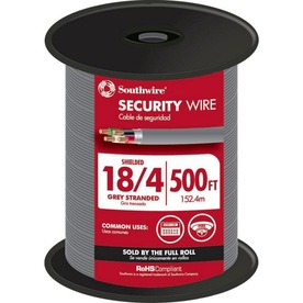 500-ft 18-AWG Solid Copper Wire (By-the-Roll)