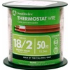 50-ft 18 AWG 2-Conductor Thermostat Wire