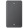 1-Gang Rectangle Plastic Electrical Box Cover
