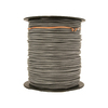 500-ft 18-2 Stranded Shielded Grey Security Cable