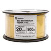 Southwire 500-Ft 20-Awg Solid Copper Boundary Wire for In-Ground Radio Fencing